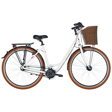 Vélo de Ville ORTLER MONET WAVE Blanc 2019
